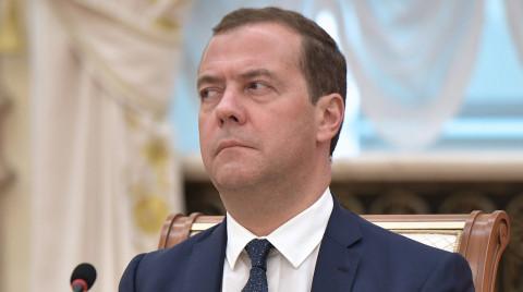 Медведев рассказал о хамах в «Единой России»