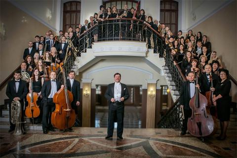 На Бис завершил сезон Тихоокеанский симфонический оркестр