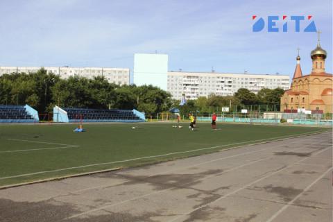 Сборная России готовится к чемпионату мира во Владивостоке