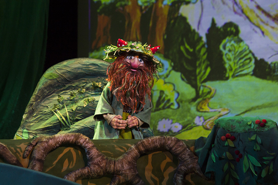 Известно, когда Театр кукол вновь покажет спектакли в Приморье и при чем тут Якутия