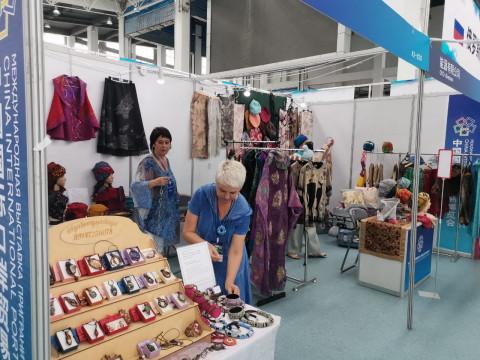Делегация Приморского края приняла участие в VII международной выставке приграничной торговли