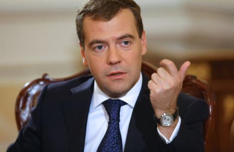 Медведев дал Дальнему Востоку 2 миллиарда