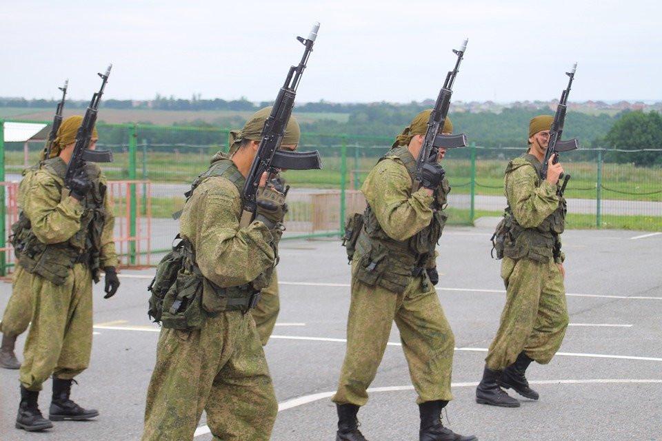 Российский спецназ прибыл в Китай