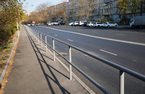 Во Владивостоке завершили все асфальтные работы по проекту БКАД