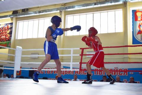 Ведущие боксеры Дальнего Востока выявили лучших в Уссурийске