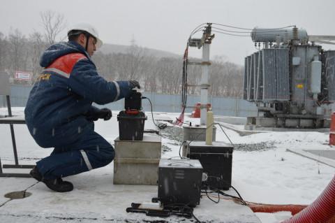 В праздничные дни приморские энергетики переходят в режим повышенной готовности