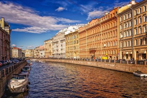 Петербург будет брать деньги с туристов за въезд