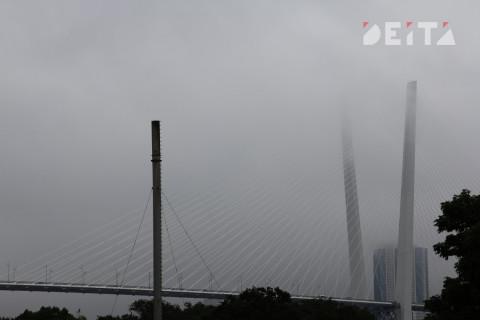 Коварный туман стал причиной нескольких ДТП
