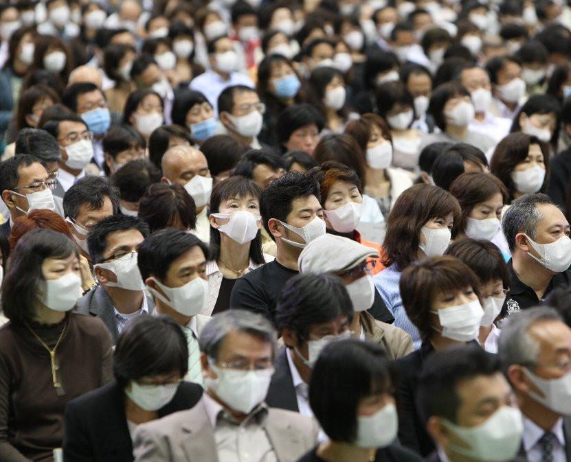 Российские маски уехали в Китай: в Приморье наблюдается их дефицит