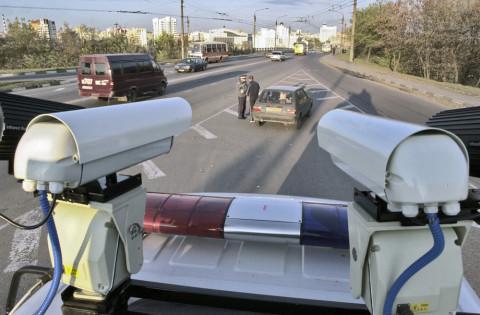 Автомобили будут забирать у нарушителей ПДД