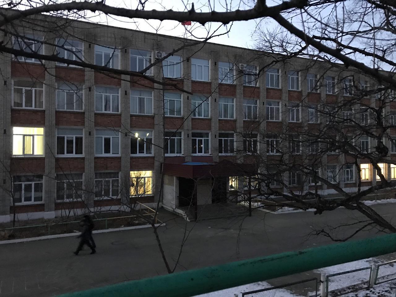 Массовая эвакуация в школе Читы заинтересовала спецслужбы