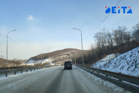 Закрыли от беды: по каким дорогам нельзя ездить во Владивостоке