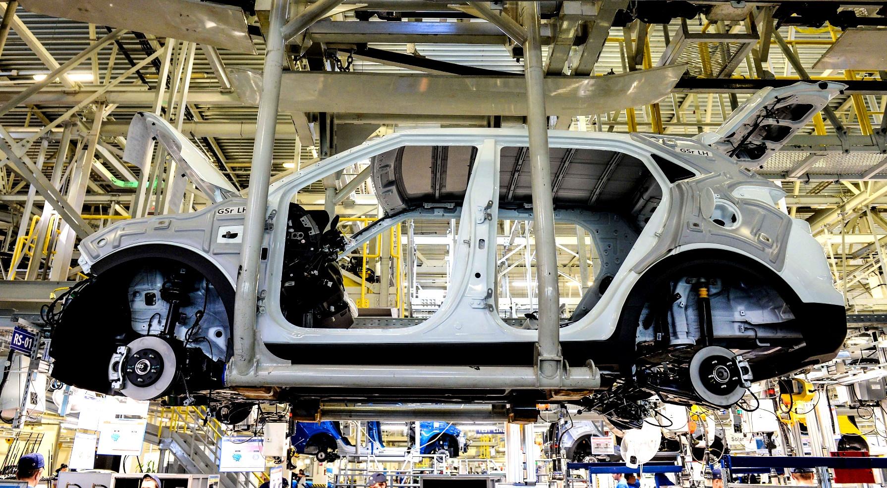 Конвеер встал: Hyundai остановил работу завода из-за коронавируса