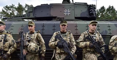 «Айн-Цвай»: Минобороны Германии призвало давить на Россию