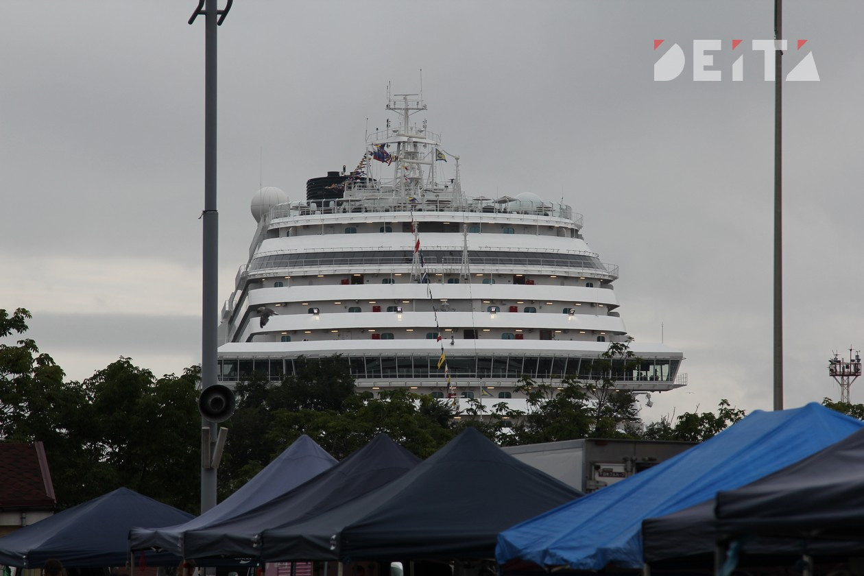Роспотребнадзор прокомментировал результаты тестов на коронавирус у пассажиров Diamond Princess во Владивостоке