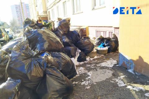 Оплату за сбор мусора задумали взимать по новой схеме
