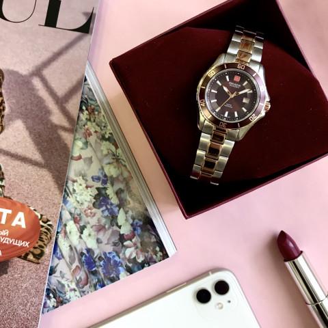 Вопрос актуальности: женские швейцарские часы