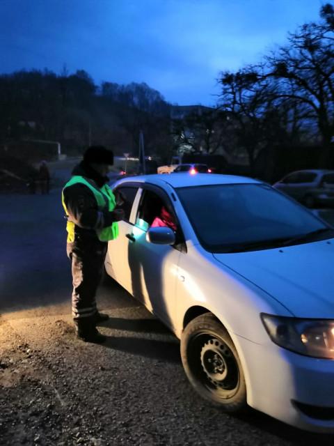 ГИБДД готовит строгие проверки ряда приморских водителей