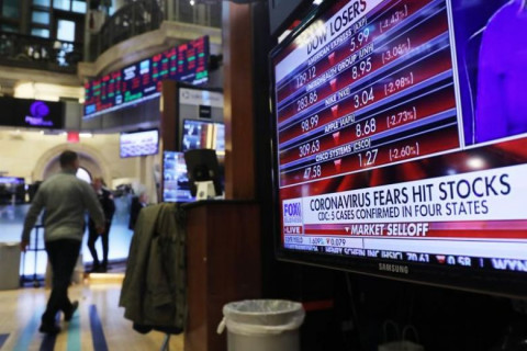 МВФ: В 2020 году мир рухнет в глобальную рецессию
