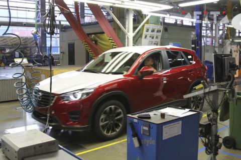 В России может остановиться автопроизводство