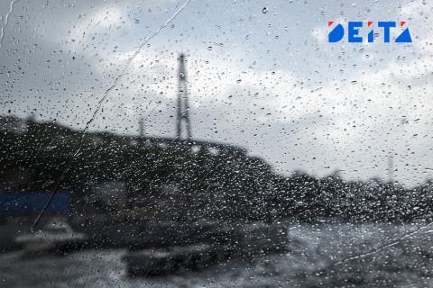 Капризная погода ожидается во Владивостоке в пятницу