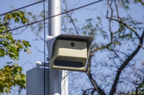 Водителям напомнили о 9 нарушениях, которые видят камеры