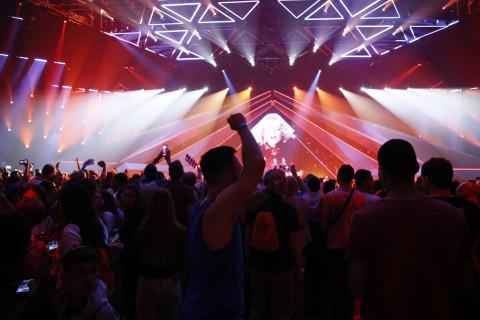 «Евровидение» будут транслировать онлайн-концертом
