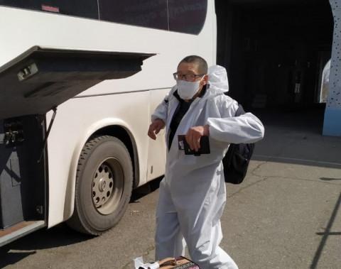 Заражённые коронавирусом китайцы покинули Россию через Владивосток