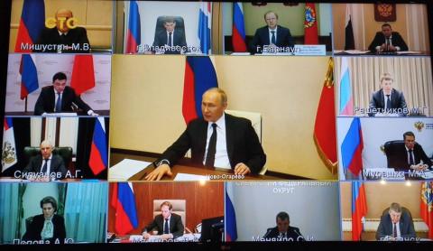 Путин: «Без потерь не обойтись»