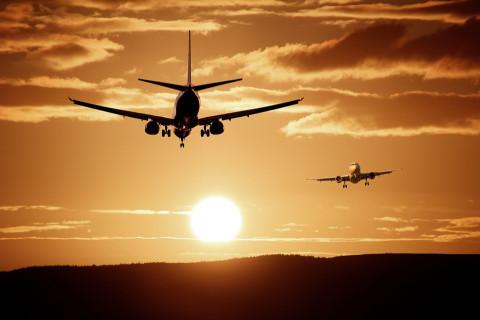 Пенсионер выбросился из самолёта во Франции