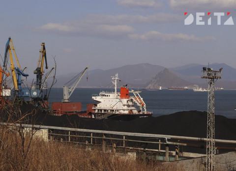 Приморские стивидоры загрязнили Посьет угольной пылью