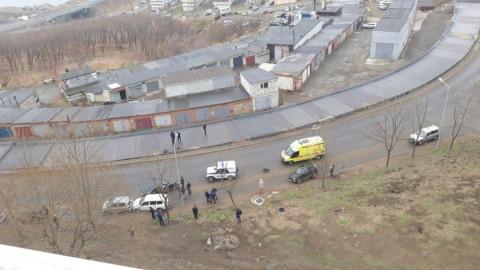 Не тихая «Тихая»: Грохот аварии разбудил жителей Владивостока