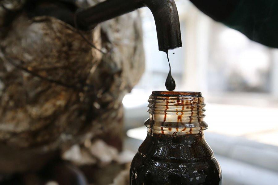 Россия нарастила добычу нефти