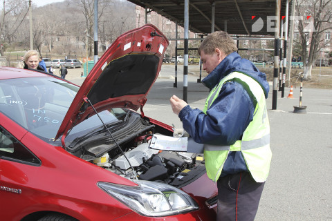 ГИБДД массово снимает автомобили россиян с учёта