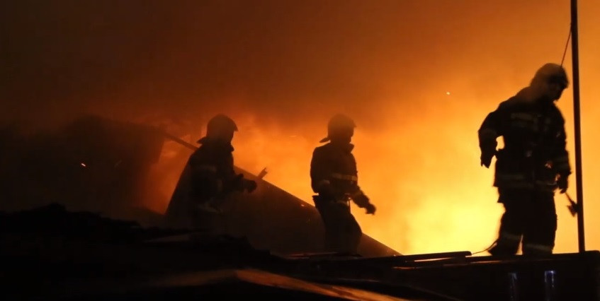 Пять пациентов реанимации погибло в пожаре петербургской больницы