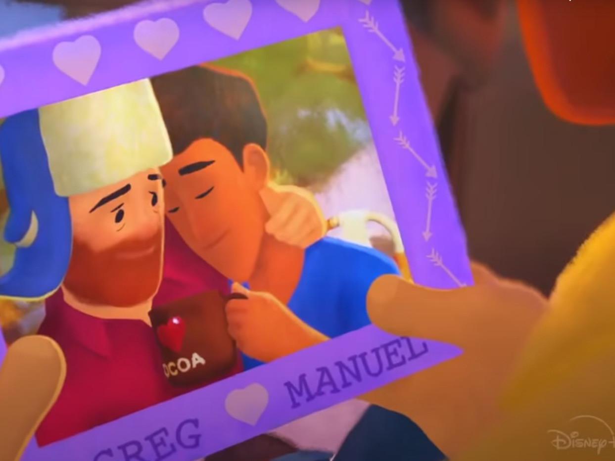 Создатели «Истории игрушек» выпустили первый в истории мультфильм про геев