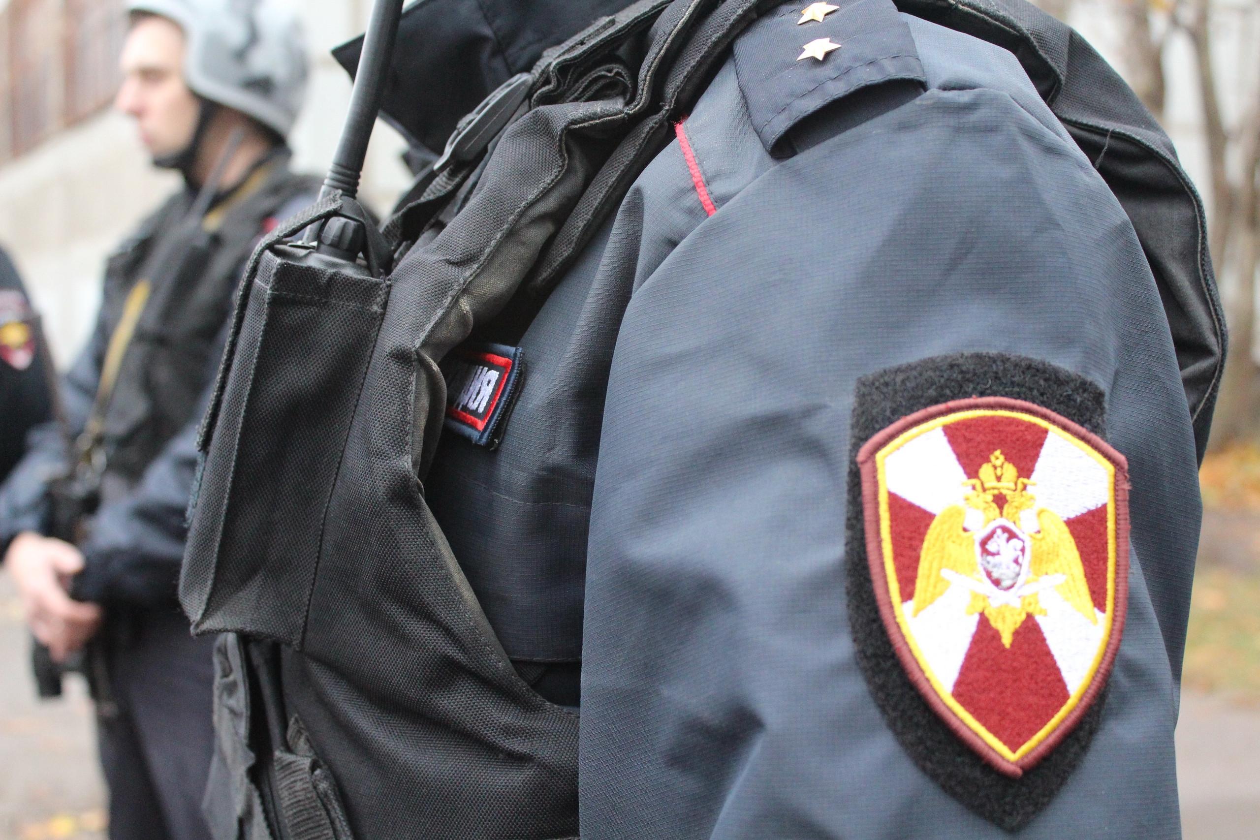 Cотрудник ОМОН задержал пьяного водителя, устроившего ДТП во Владивостоке