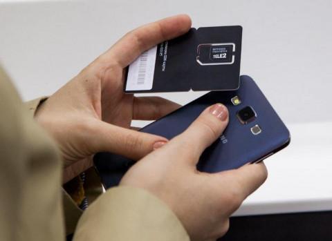 Tele2 запустила в приложении «Мой Tele2» саморегистрацию SIM-карт