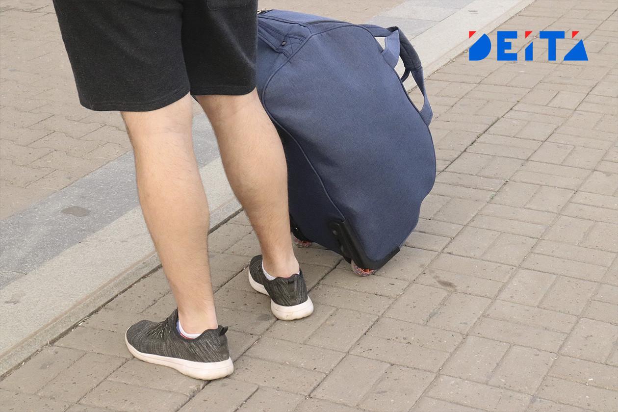 Время собирать чемоданы: жители покидают Приморье