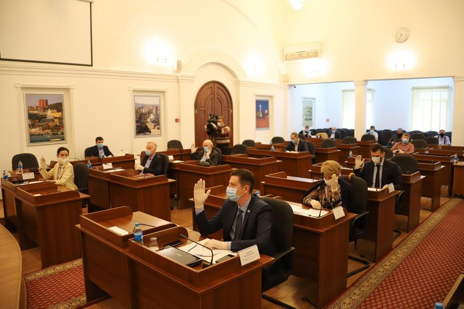 Двух кандидатов на звание «Почетного гражданина Владивостока» определила комиссия