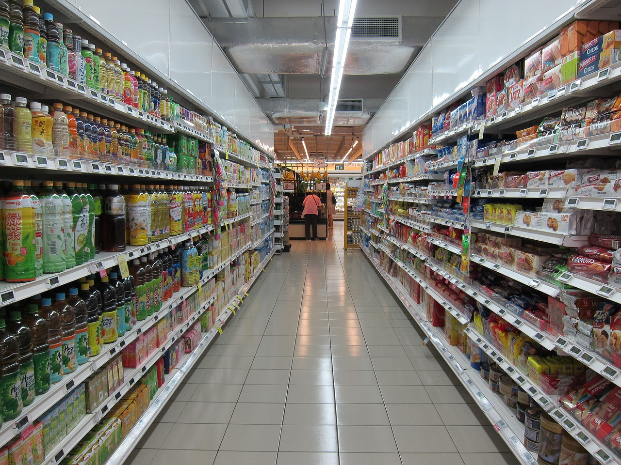 Смартфон на весах поможет сэкономить в магазине