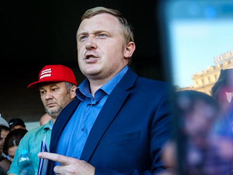 Ищенко намекнул на своё участие в выборах губернатора Хабаровского края