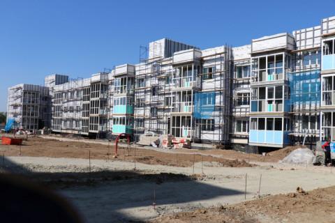 В Уссурийске готовятся сдать новые дома по программе «Арендное жильё»