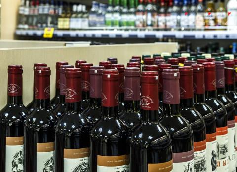 Приморцы мало пьют – краю не хватает винных магазинов