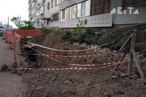 Константину Шестакову доложили, что дом на Толстого, 25 не признан аварийным