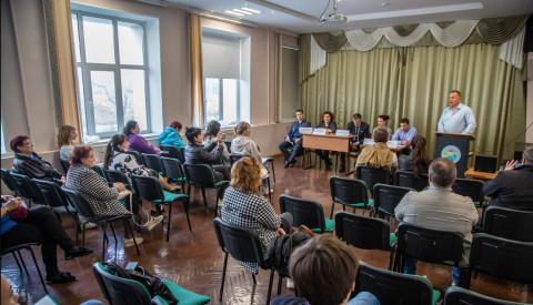 Школа «Управдом» возобновила свою работу во Владивостоке