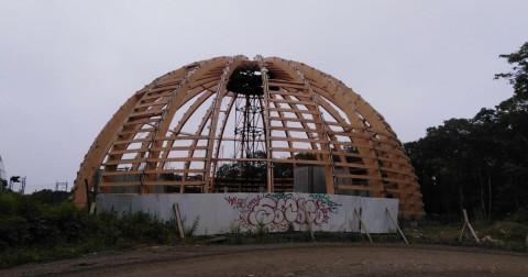 Культурный центр на Русском помогут достроить частники