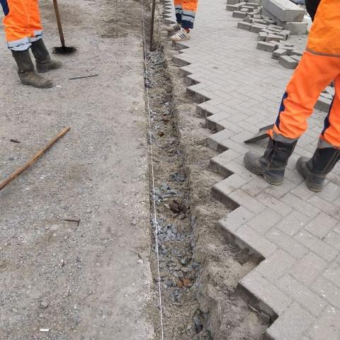 Дорожные работы развёрнуты на девяти улицах Уссурийска