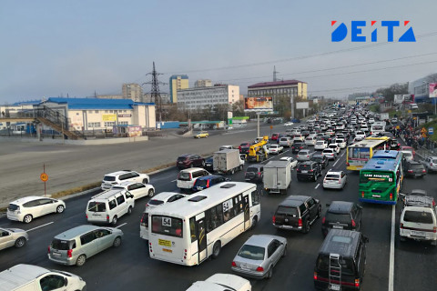Владивосток увидит новые дороги в 2024 году