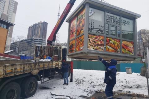 Новый глава Владивостока объявил «ларьковую амнистию»
